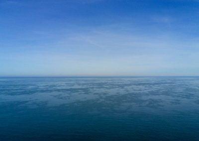 The North Sea (altitude 35 feet) © NICHOLSON CREATIVE