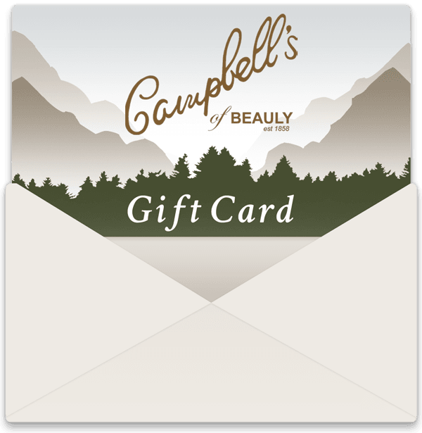 Gift card illustrated for a client © NICHOLSON CREATIVE