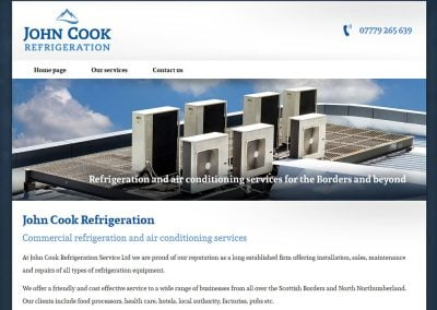 John Cook Refrigeration