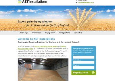 AET Installations
