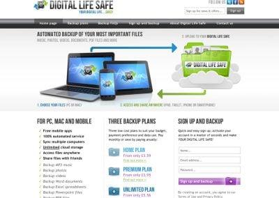 Digital Life Safe