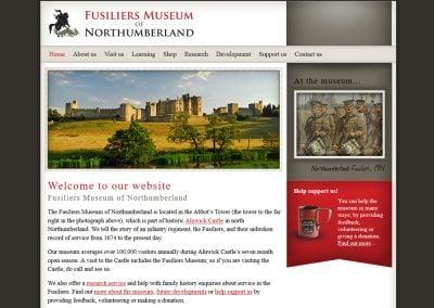 Fusilers Museum Of Northumberland