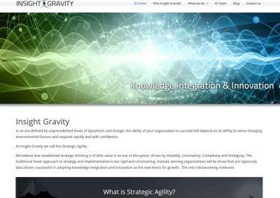 Insight Gravity