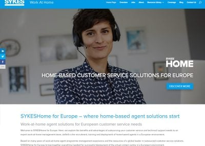 SYKES Work At Home Europe